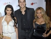 Rob Kardashian And Adrienne Bailon Back On? The Former Cheetah Girl Addresses The Rumors!