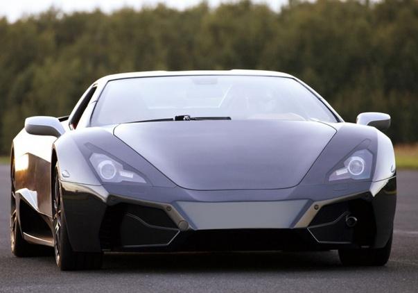 Arrinera Automotive presenta la Lamborghini polacca!