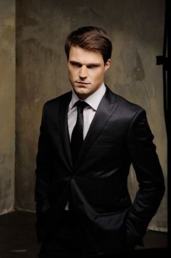 Danila Kozlovsky the Russian actor who will play Dimitri Belikov in the new Vampire Academy.