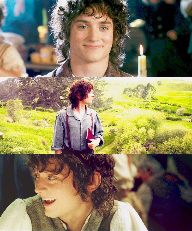 """"""" Frodo meme: (1/3) emotions - happiness """""""