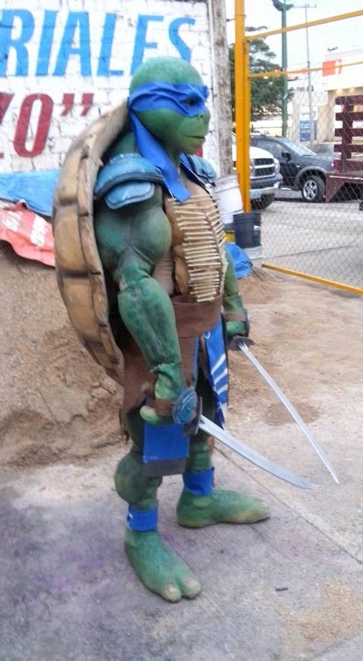 Costume de Ninja Turtles Costume costume costume par Renovargascorp