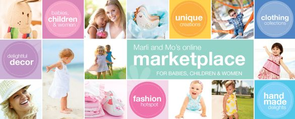 MarliandMo Online Marketplace. www.marliandmo.com.au. Discover. Connect. Shop. Join our community of ever growing buyers and sellers. All things babies, children and women.