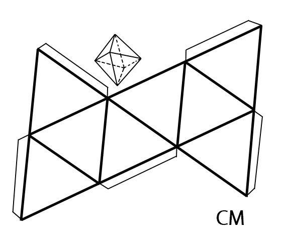 Как сделать геометрическую картинку, музыкальные души