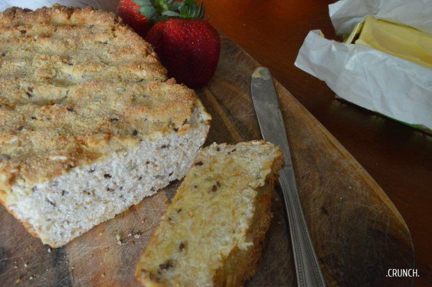Wheat free bread recipe #glutenfree #bread #recipe