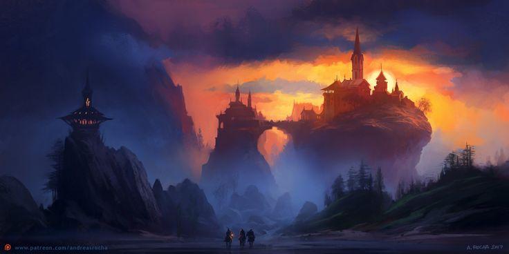 http://www.deviantart.com/art/Magic-Hour-665064855