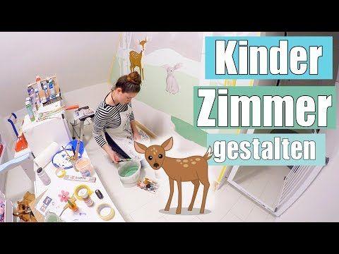EINHORN KINDERZIMMER   ROOMTOUR   Isabeau - YouTube
