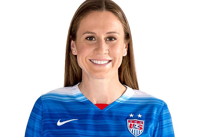 Heather O'Reilly 2015 FIFA Women's World Cup - U.S. Soccer