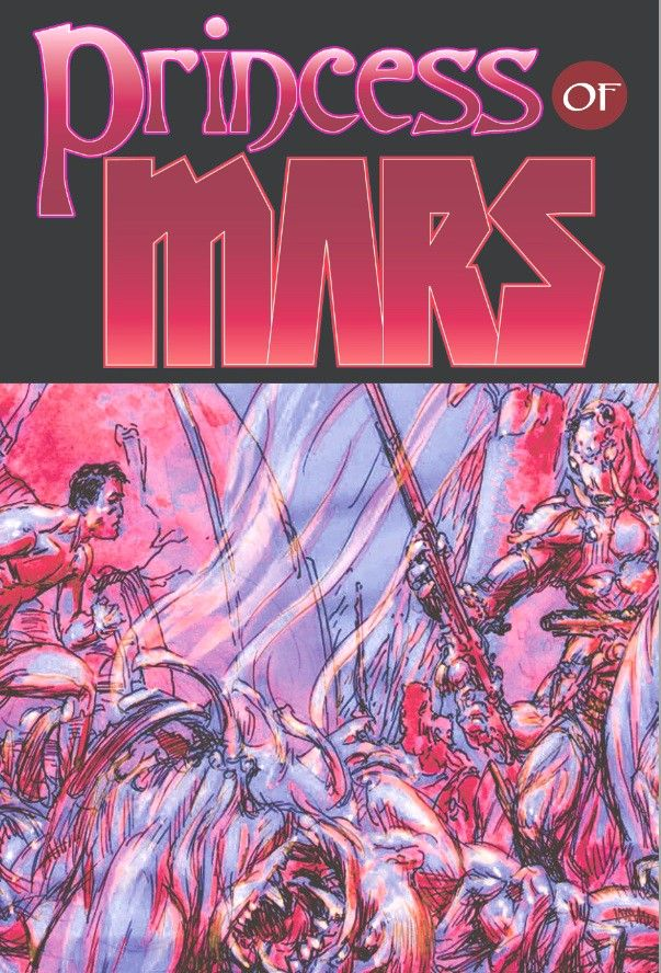 Princess of Mars by Michael Kaluta