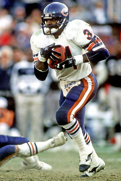 walter payton | us presswire walter payton missed one game in 13 years and that is a ...