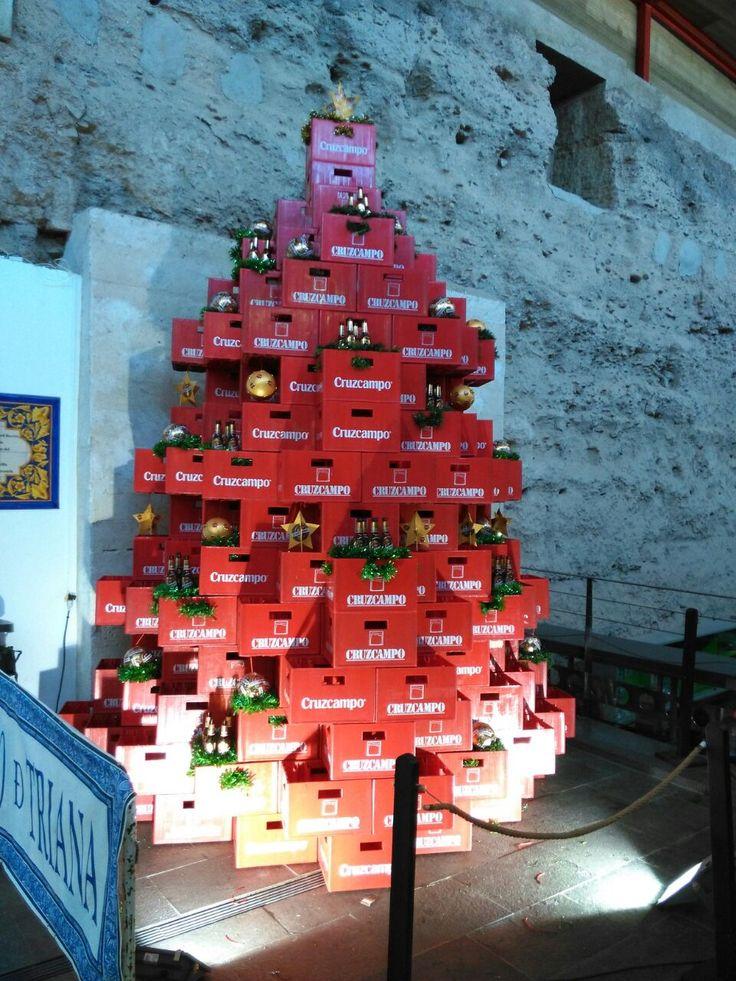 Árbol de Navidad de la Hermandad de Triana del Rocio ...