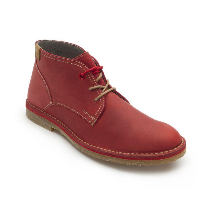 Guess Jackson - Zapatos de cordones para hombre marrón cuero Size: 40 NQJGAg
