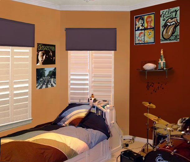 44 Best Images About Boy's Bedroom Ideas On Pinterest