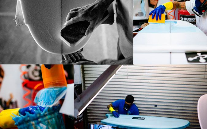 A little color and a whole lot of shaping in the Chemistry Surfboards factory. http://www.theinertia.com/surf/the-future-nostalgia-of-surfboard-shaping/