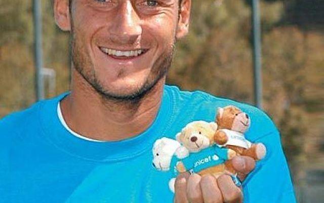 Totti: personaggio sportivo incredibile #totti #roma #calcio #vip #totti