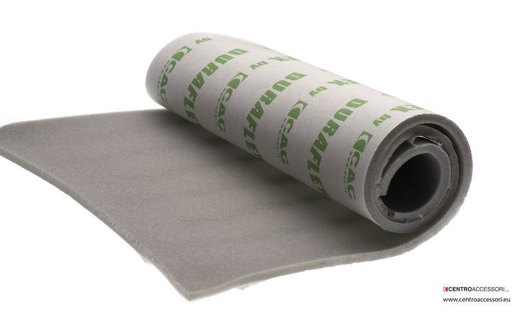 Gommapiuma Duraflex (Grigia). Duraflex foam rubber (Grey). #CentroAccessori