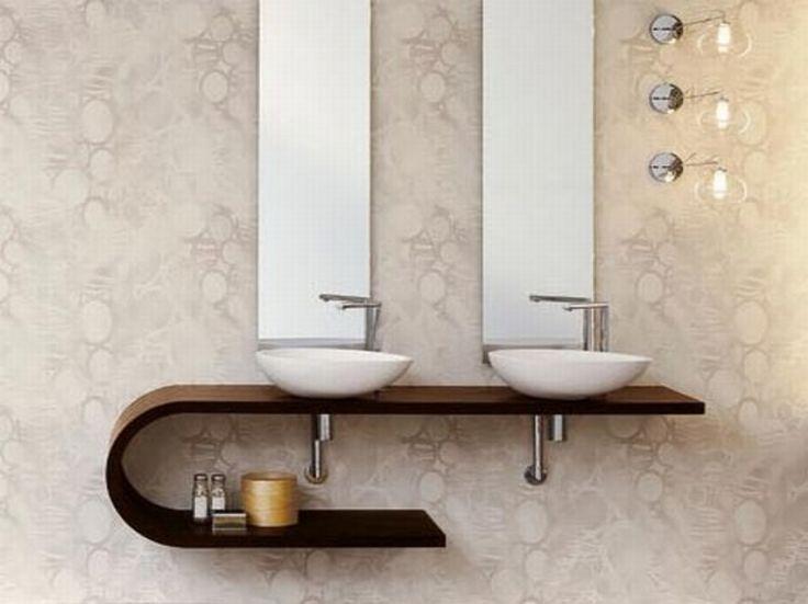 Top 25 Best Floating Bathroom Sink Ideas On Pinterest Modern Bathroom Sink Modern Bathrooms