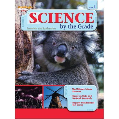 Houghton Mifflin Harcourt Science by The Grade 1 Book