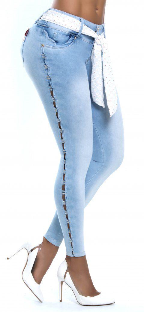 Jeans levanta cola LUJURIA 78719