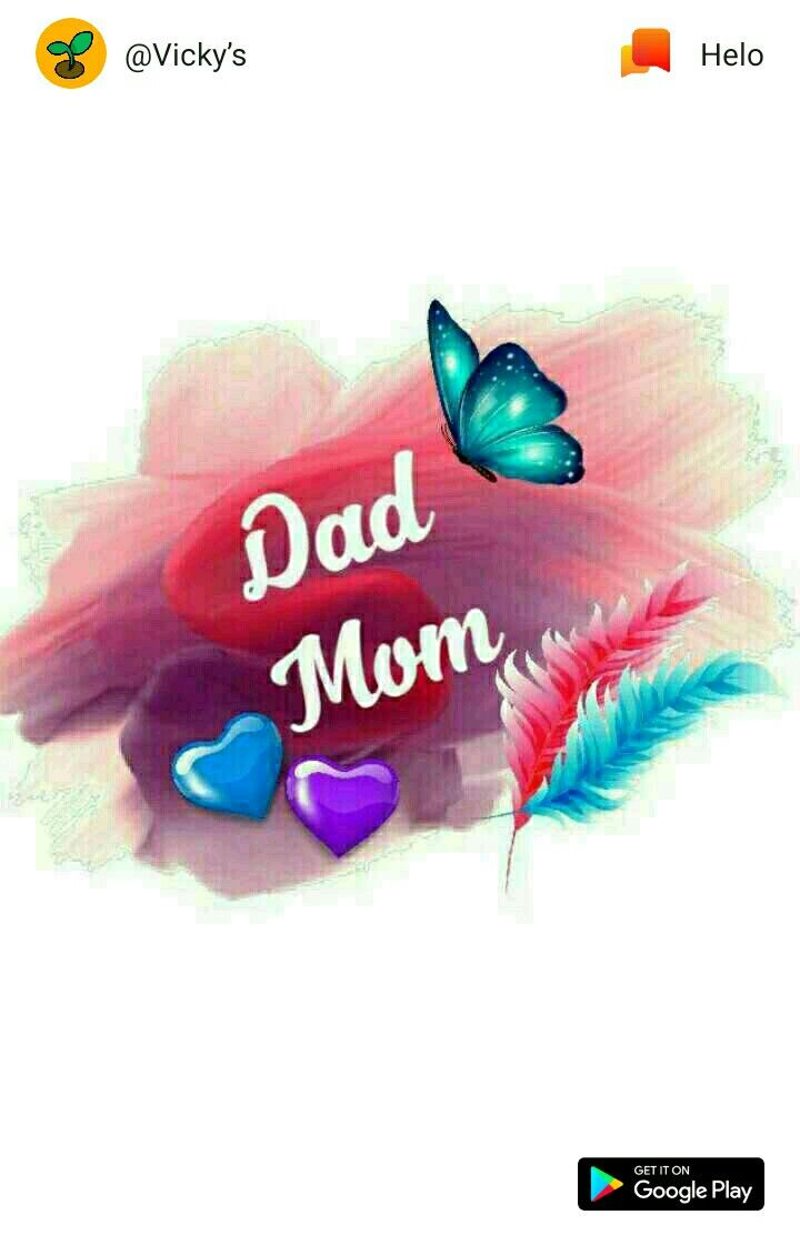 Cinta Abadi Mom And Dad Quotes I Love My Dad Love U Mom Quotes