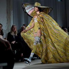 Mercedes-Benz Fashion Week Berlin: 'Edda Gimnes' collection