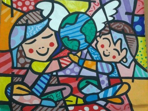 Mural Día de la Paz