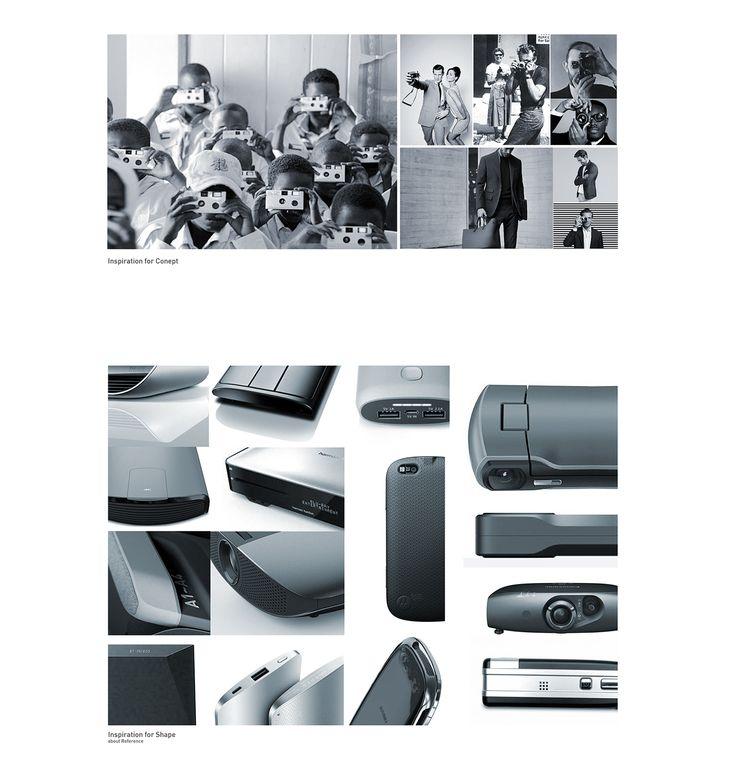 RE MAKE DESIGN Kodak INSTAMATIC on Behance