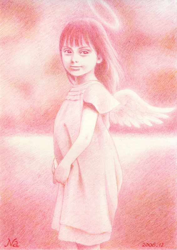 2008 Sophie illustration by Naoko Aoyama