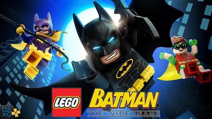 تحميل لعبة Lego Batman The Video Game لأجهزة Psp ومحاكي Ppsspp Lego Batman Batman Lego