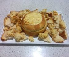 Recipe Cheese and Bacon Cob Loaf Dip by Staceythomas - Recipe of category Sauces, dips
