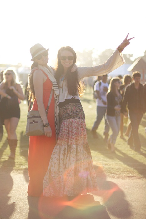 Festival Fashion at Outside Lands #freepeople #OutsideLands #fashion