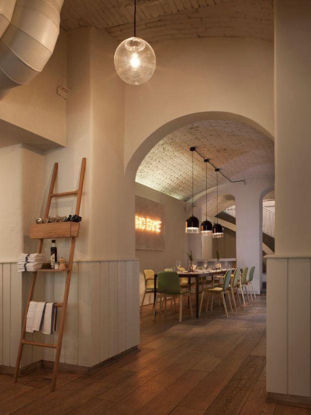 Pisacco restaurant milan