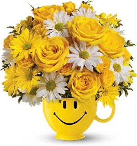32 Best Images About Cheerful Happy Flowers On Pinterest