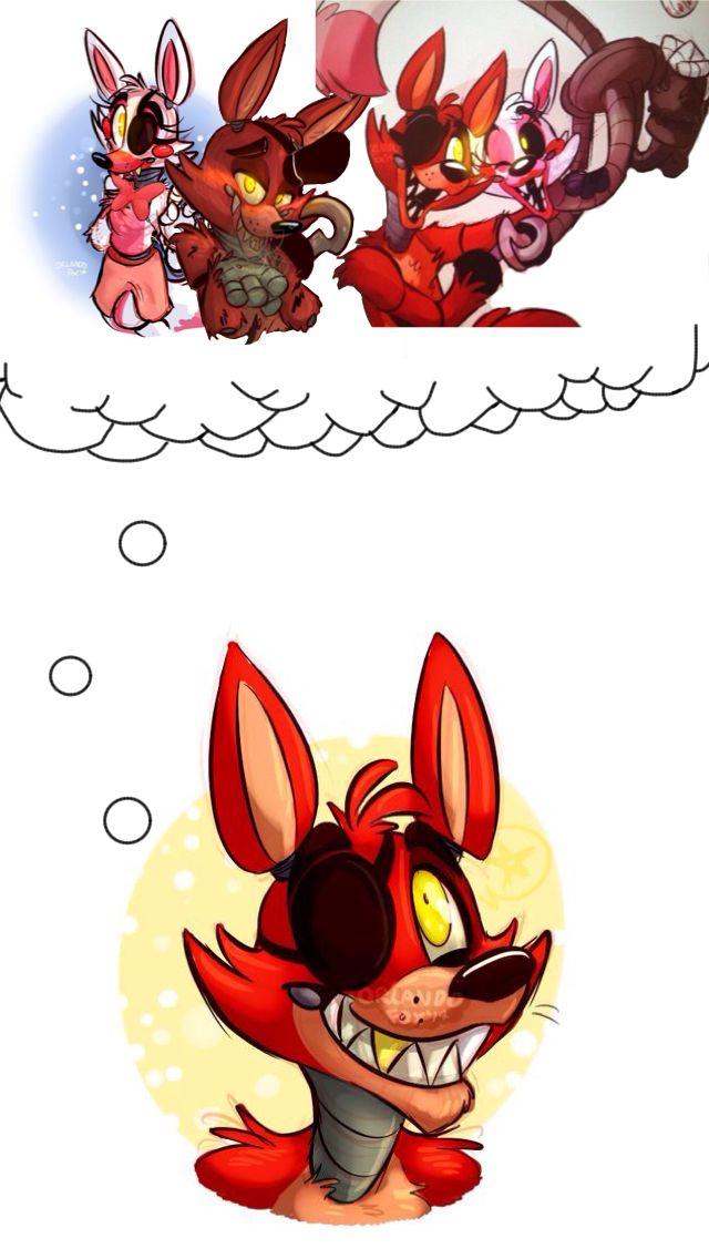 Foxy Love naked 578