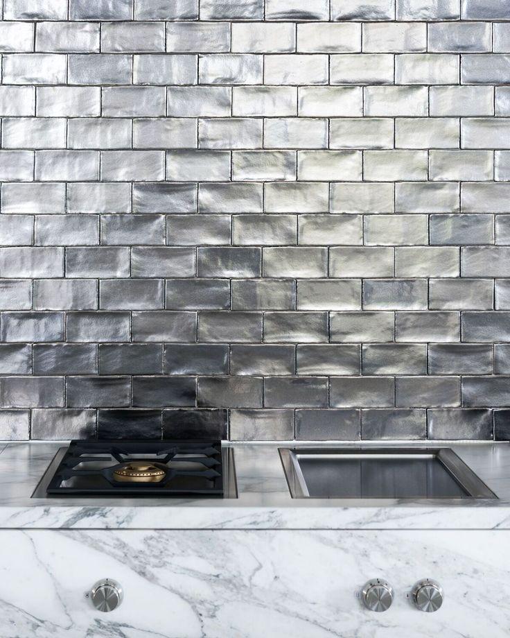 25+ beste ideeën over Keuken tegels op Pinterest - Witte tegels ...