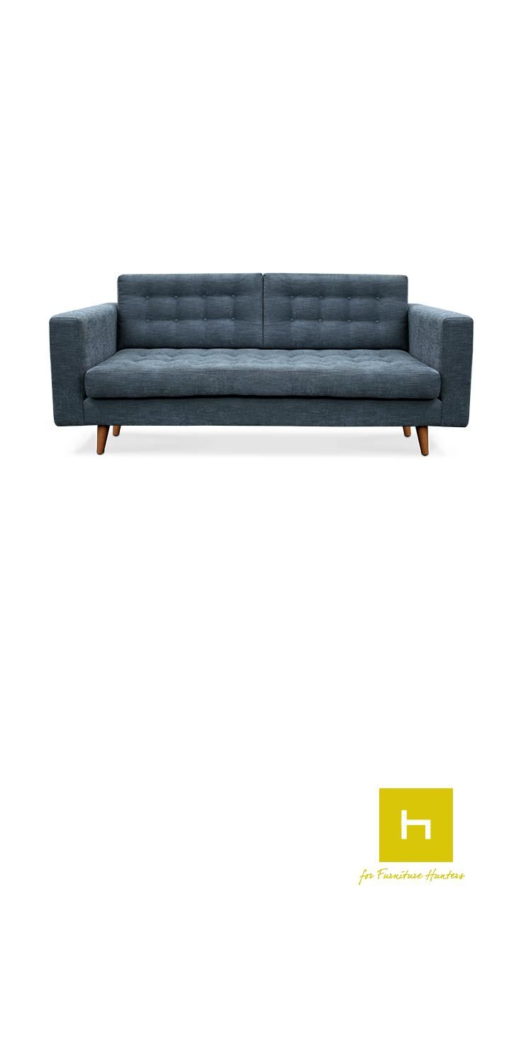 The Saben Lounge Suite. Inspired by currently trending Scandinavian design, this piece is at the height of living room fashion. Covered in a unique fabric which releases a beautiful understated sheen, this lounge suite is style & affordability at it's best. #sofa #loungesuites #furniturehunters