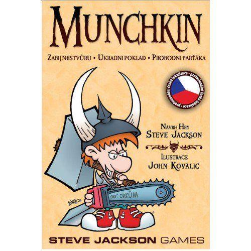 Munchkin (česky)