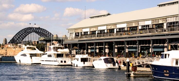 Magnificent Pyrmont – enjoy Pyrmont at its best –  head to http://pyrmontfestival.com  #Pyrmont #sydneyharbour #sydney