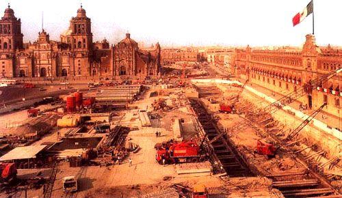 ZOCALO DE MEXICO, Magna Propuesta para el Bicentenario