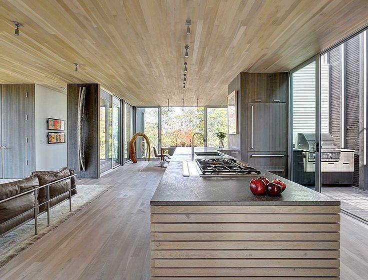 Northwest Harbor House by Bates Masi   Architects