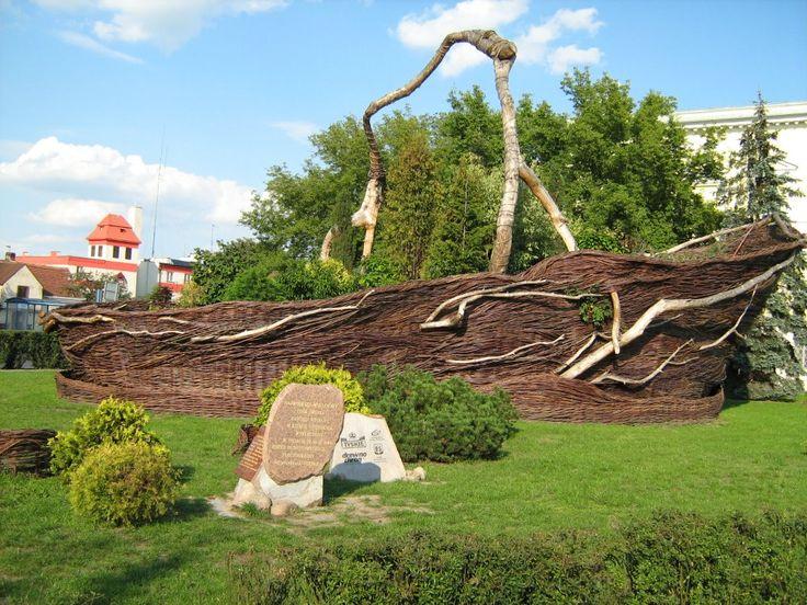 wicked basket of Nowy Tomyśl