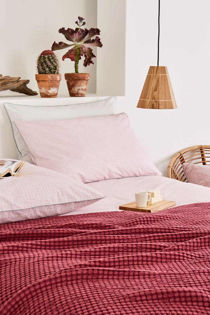Bedspread designs texture - Tagesdecke Veiros