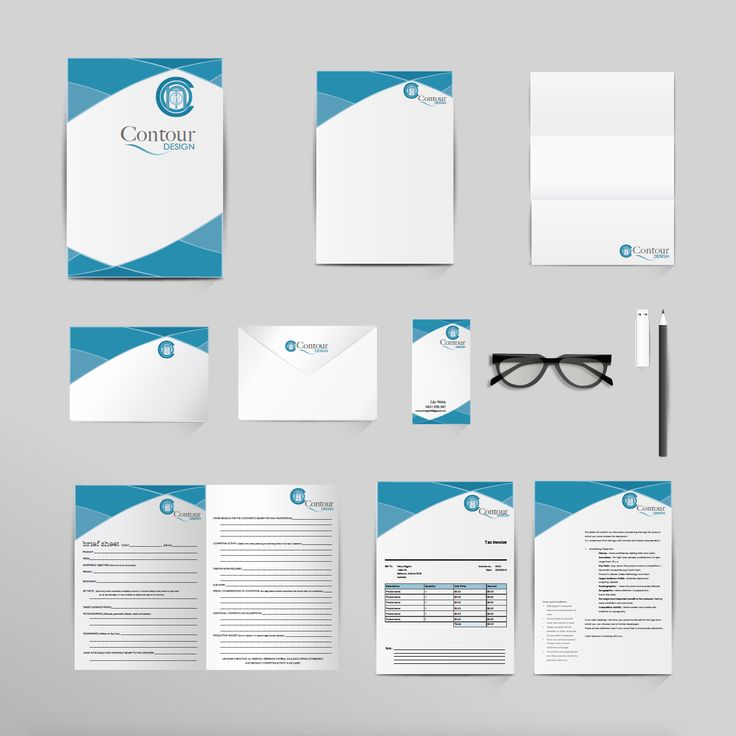 #stationery personal #logo