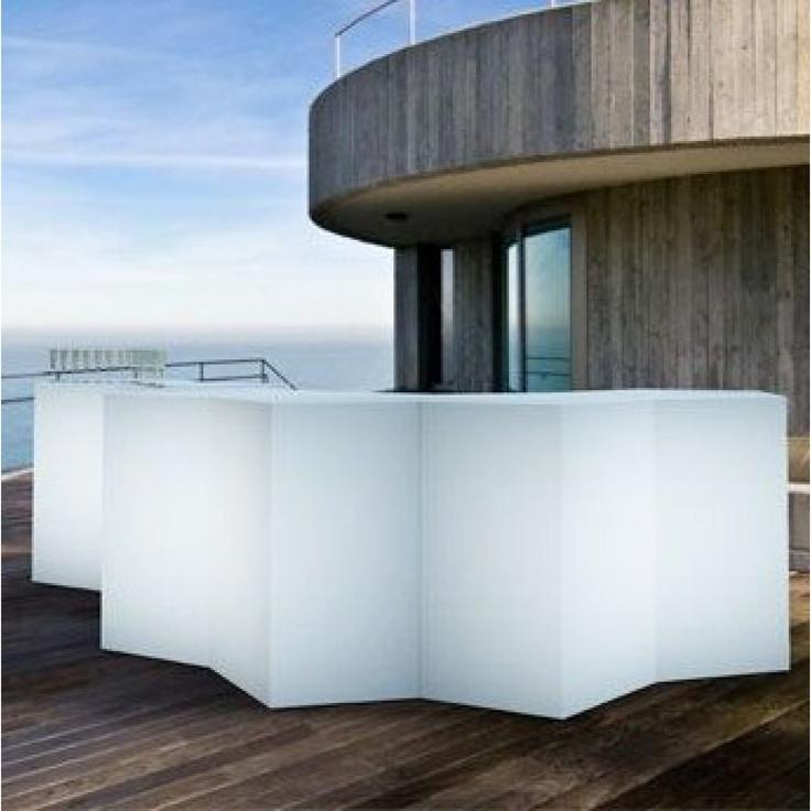 29 best mobilier lumineux ext rieur images on pinterest