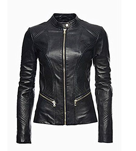 Lambskin Leather Women Jacket Lambskin Leather http://www.amazon.com/dp/B012WJI1K2/ref=cm_sw_r_pi_dp_mUrLwb0A2PNE9