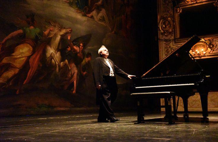 Grigory Sokolov - foto di Roberto Ricci