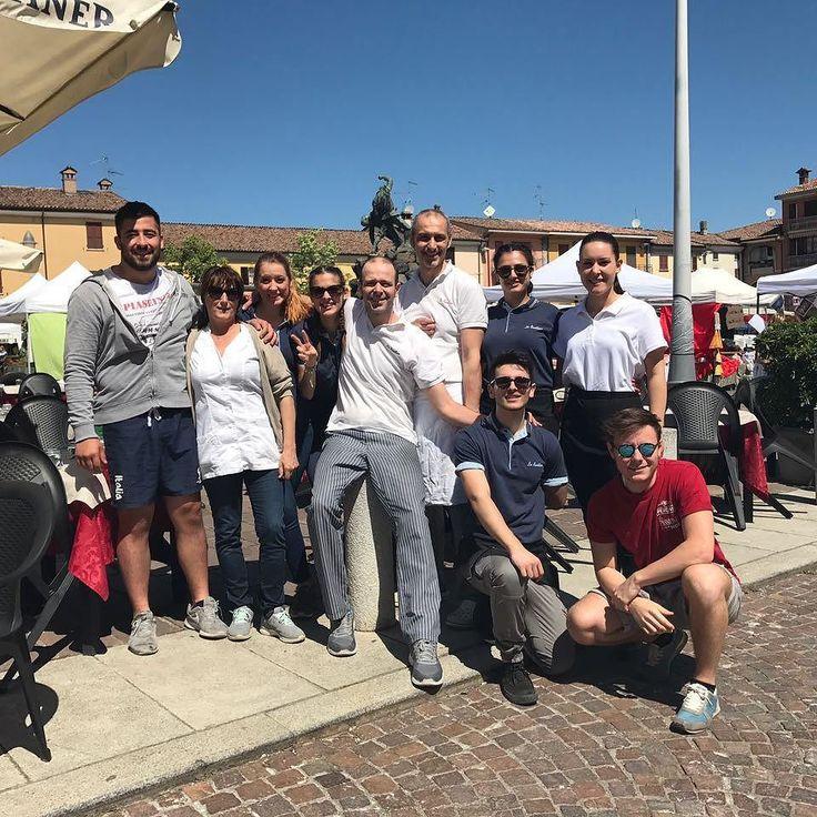 Che staff!!! #larustica #agazzano #valluretta #staff #ilgiornodellafiera #nofilter