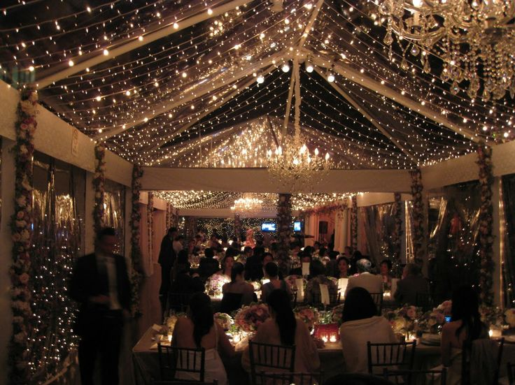 53 Best Images About Outdoor Wedding Lighting On Pinterest