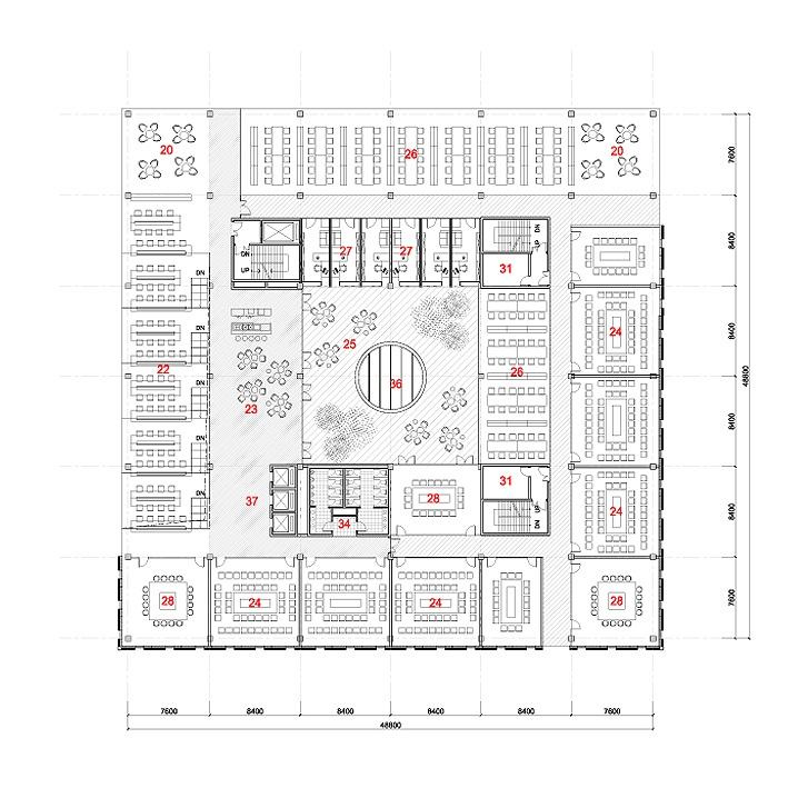 20 best Library floor plans images on Pinterest
