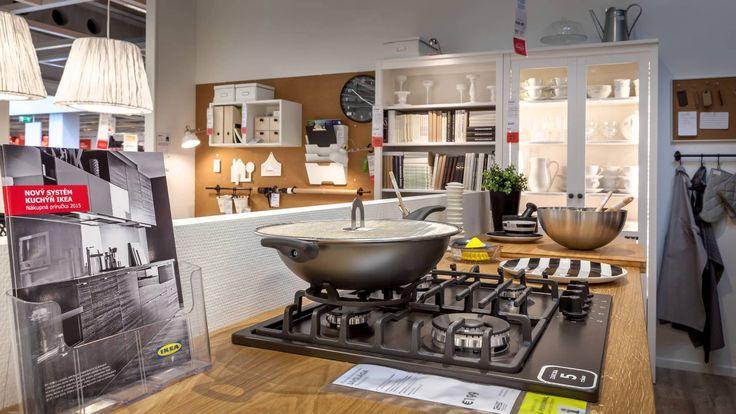 IKEA Inšpirácie z obchodného domu IKEA Bratislava