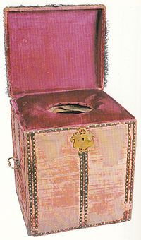 Groom of the Stool - Wikipedia, the free encyclopedia